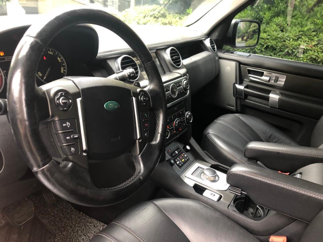路虎 發現  2013款 3.0 SDV6 HSE 柴油版圖片