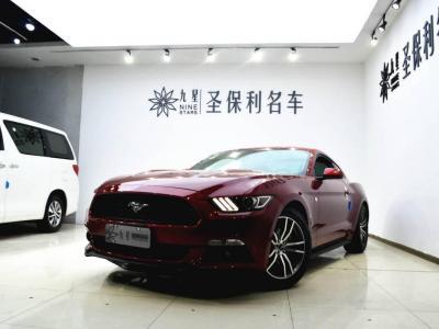 福特 Mustang  2015款 美规版