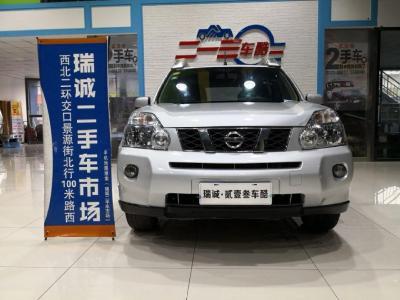 日产 奇骏  2010款 2.5L CVT豪华版 4WD图片