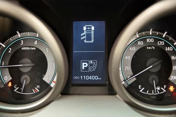 丰田 普拉多  4.0 TX-L图片