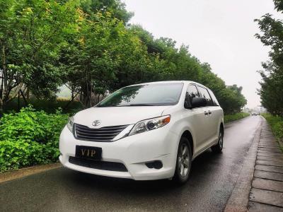 2011年9月 丰田 塞纳(进口) 2.7L 两驱自动型图片