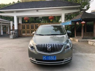 别克 GL8  2013款 3.0L XT豪华商务旗舰版图片