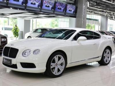 宾利 欧陆  GT 4.0T