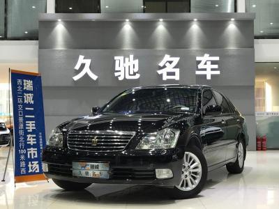 丰田 皇冠  2007款 2.5L Royal 真皮版
