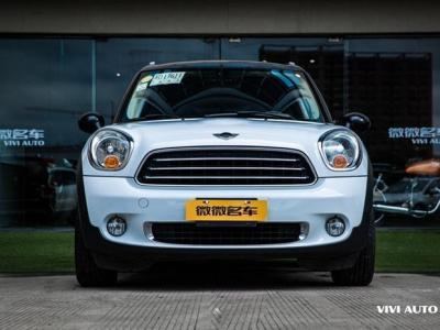 MINI COUNTRYMAN  2014款 1.6T COOPER ALL4 Fun图片