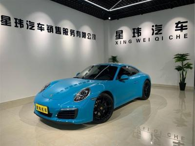 2018年3月 保时捷 911  Carrera GTS 3.0T?#35745;?/>                         <div class=