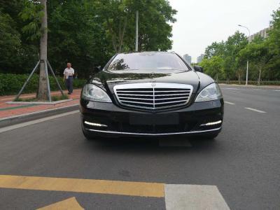 奔驰 奔驰S级  2011款 S 350 L CGI?#35745;?/>                         <div class=