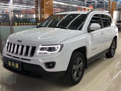 Jeep 指南者  2014款 2.4L 四驱豪华导航版