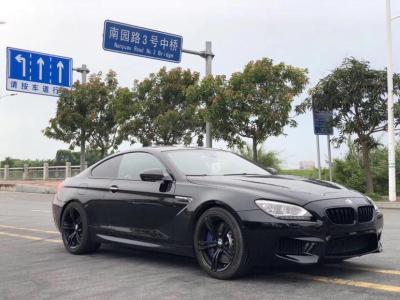 寶馬 寶馬M6  2015款 M6 Gran Coupe圖片