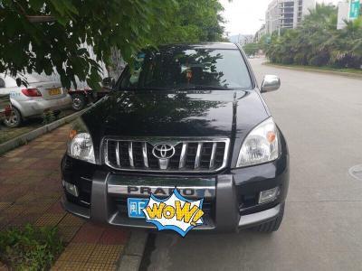 2007年5月 丰田 普拉多(进口) GX 2.7手动车型图片