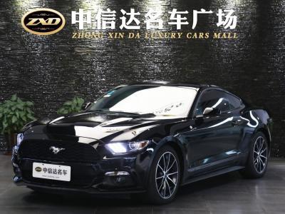 2015年8月 福特 Mustang(进口) 2.3T 性能版图片