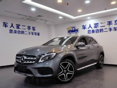 奔馳 奔馳GLA  2018款 GLA 260 4MATIC 運動型