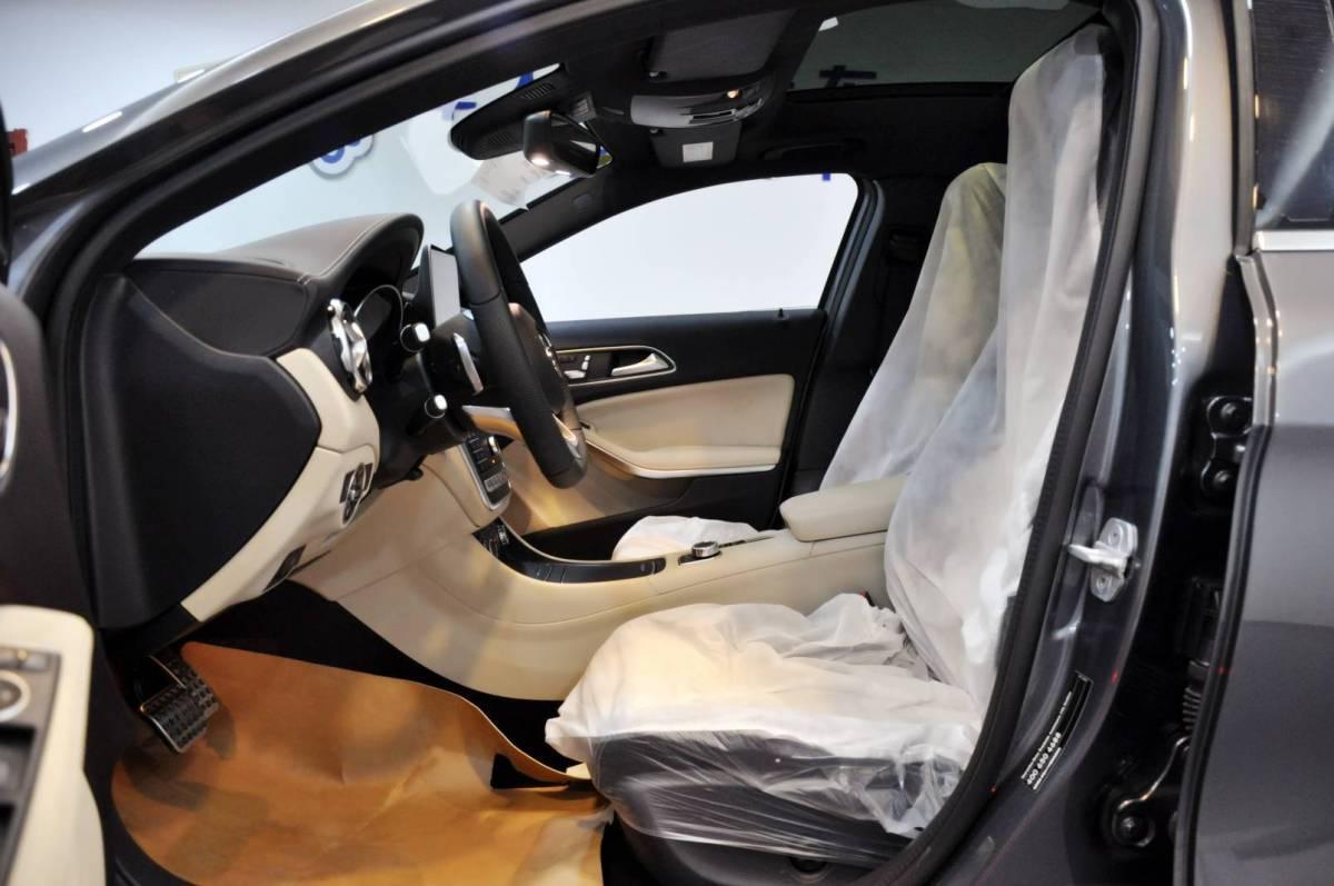 奔驰 奔驰GLA  2018款 GLA 260 4MATIC 运动型图片