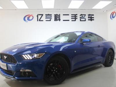 2017年1月 福特 Mustang(进口) 2.3T 运动版图片