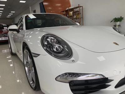 保时捷 911  2015款 Carrera 3.4L Style Edition图片