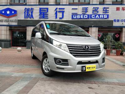 江淮 瑞风M5  2012款 2.0T 汽油手动公务版