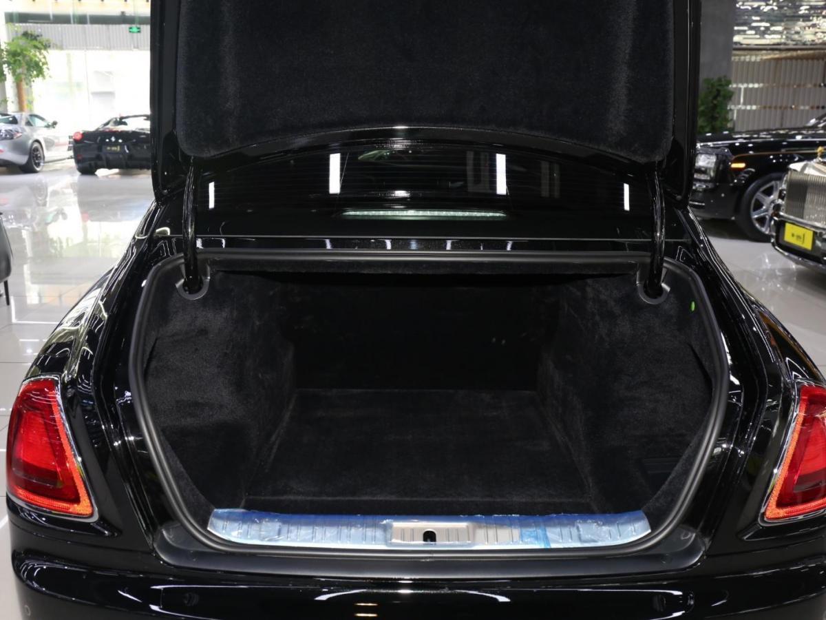勞斯萊斯 古思特  2015款 Series II 加長版圖片
