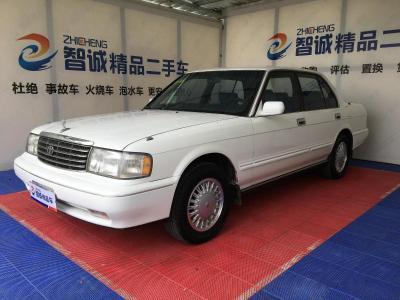 丰田 皇冠  1993款 3.0L图片
