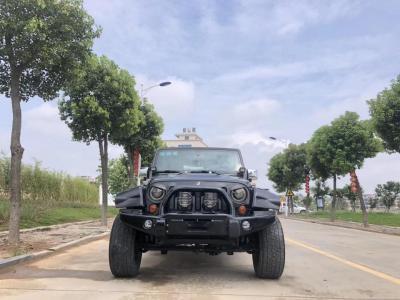 2014年3月 Jeep 牧马人  3.6L Sahara 两门版图片