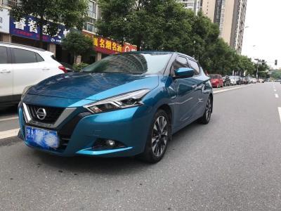 2016年6月 日产 LANNIA 蓝鸟 1.6L CVT炫酷版图片
