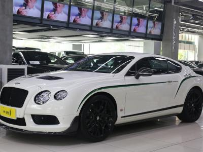 宾利 欧陆  2015款 4.0T GT3-R