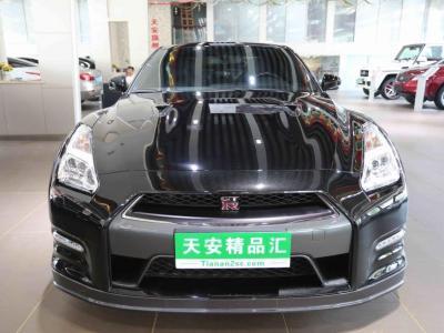 2017年1月 日产 GT-R(进口) 3.8T 豪华棕红内饰版图片
