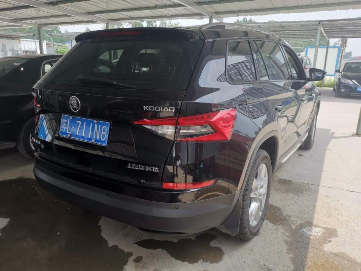 斯柯达 柯迪亚克  2019款 TSI330 5座两驱舒适版 国V图片
