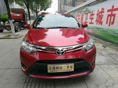 丰田 威驰 1.5 智臻版