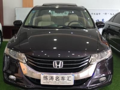 本田 奥德赛  2009款 2.4L 舒适版图片