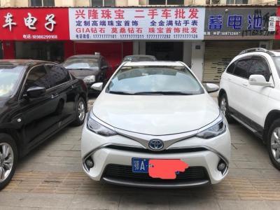 2017年1月 丰田 雷凌  改款双擎 1.8H V CVT豪华版 国V图片