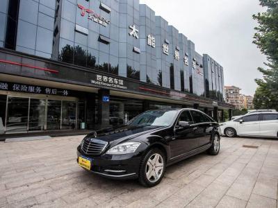 2012年6月 奔馳 奔馳S級  S 300 L 豪華型 Grand Edition圖片