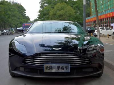 阿斯頓·馬丁 阿斯頓?馬丁DB11  2019款 4.0T V8 Coupe圖片