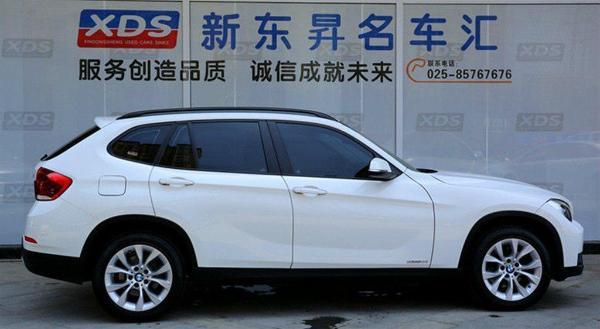 【南京】2015年4月 宝马 宝马x1 宝马x1 2014款 sdrive18i 领先型