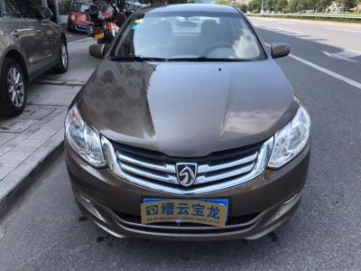 宝骏 630  2012款 1.5L DVVT手动舒适型图片