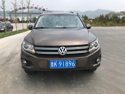2012年11月 大众 Tiguan(进口) 2.0TDI 舒适版图片
