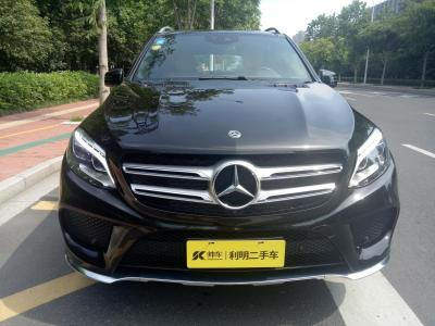 奔馳 奔馳GLE  2017款 GLE 320 4MATIC 動感型