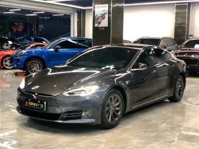 特斯拉 Model S  2017款 Model S 75D 標準續航版