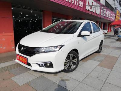 本田 锋范  2015款 1.5L CVT舒适版