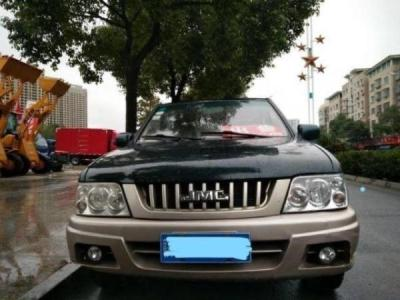 012年9月 江铃 宝典 2.8T 两驱柴油舒适时尚版-2004年 二手豪华型省