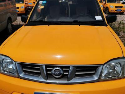 日产 ZN厢式车  2011款 2.4L两驱标准型5座ZN6493