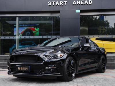 2017年3月 福特 Mustang(进口) 2.3T 运动版图片