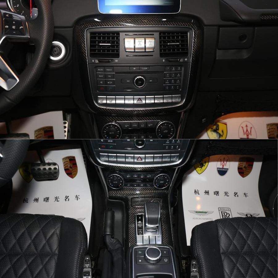 奔驰 奔驰G级AMG  2016款 AMG G 63 Edition 463图片