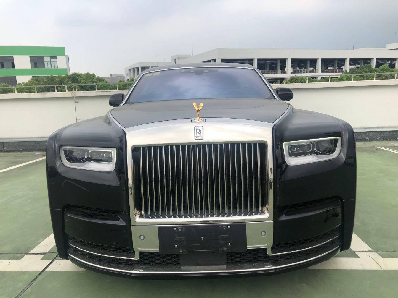 2018年7月 劳斯莱斯 幻影  6.7L 流光熠世・幻影典藏版图片
