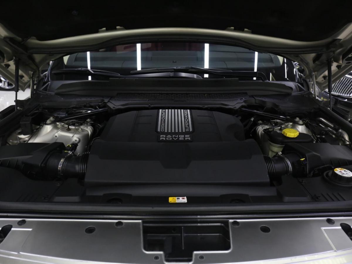 路虎 揽胜  2014款 5.0 V8 SC AB 尊崇创世加长版图片