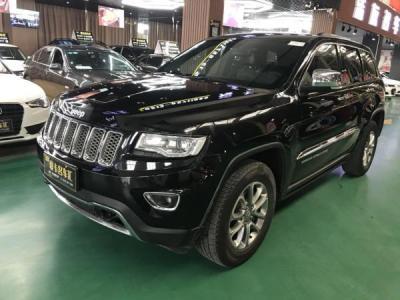 Jeep 大切诺基  3.0L 舒享导航版