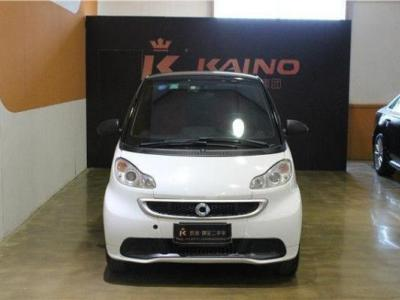 Smart Fortwo  Coupe 1.0 MHD 城市光波激情版