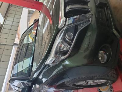 丰田 普拉多  2014款 4.0L 自动VX图片