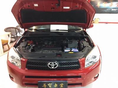 2008年6月 丰田 RAV4荣放 2.4L 自动豪华导航版图片