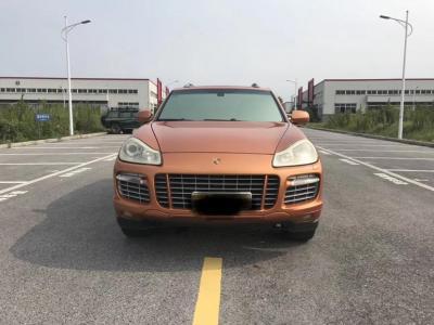 2011年4月 保时捷 Cayenne Cayenne 3.6L图片