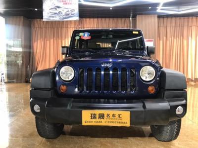 Jeep 牧马人  2013款 3.6L Rubicon 两门版